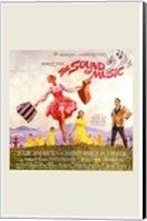 The Sound of Music Square Wall Poster