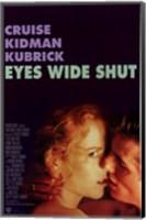 Eyes Wide Shut Wall Poster