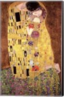 The Kiss, c.1908 Fine Art Print