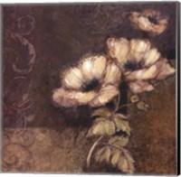 TapestryPoppyII Fine Art Print