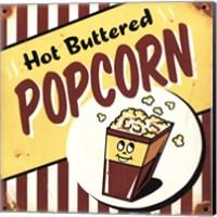 Popcorn Fine Art Print