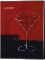 Cosmo Martini Fine Art Print