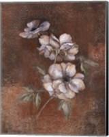 Russet Peonies I Fine Art Print