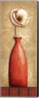 Asian Red I Fine Art Print