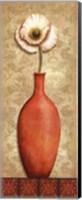 Asian Red II Fine Art Print