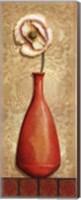 Asian Red III Fine Art Print