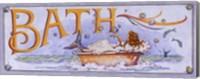Bath (Mermaid) Fine Art Print