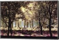 Picnic In Sonoma Fine Art Print