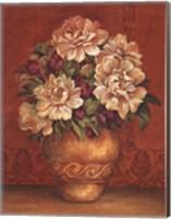 Tuscan Peonies Fine Art Print