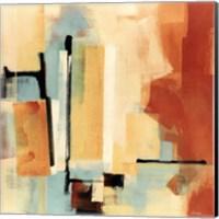 Desert Oasis II Fine Art Print