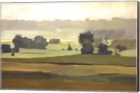 Morning Haze Fine Art Print