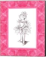 Ballerina Fairy Fine Art Print