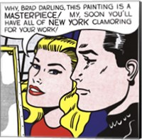 Masterpiece, 1962 Fine Art Print