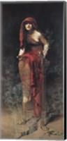Priestess of Delphi Fine Art Print