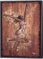 Dance of Joy I Fine Art Print