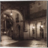 Plaza de la Mayor Fine Art Print