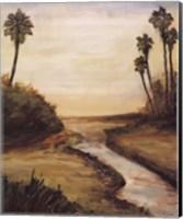 Everglade River I Fine Art Print