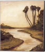 Everglade River II Fine Art Print