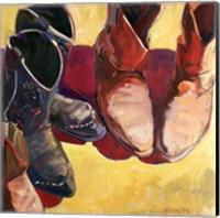 Boots II Fine Art Print