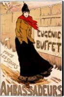 Eugenie Buffet Fine Art Print