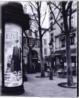 Paris Scene I Fine Art Print