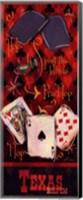 Texas Hold'em I Fine Art Print