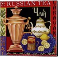 Russian Tea Fine Art Print