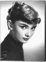Audrey Hepburn - Close Up (Mural) Wall Poster