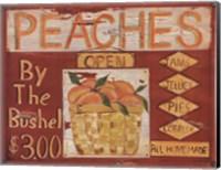 Fruit Stand II Fine Art Print