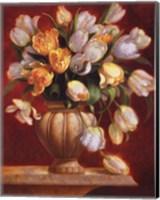 Tulip Majesty Fine Art Print