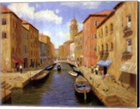 View From The Bridge Fine Art Print