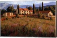 Laundry Day, Tuscany Italy Fine Art Print