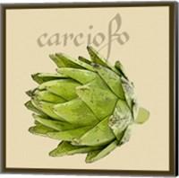 Italian Vegetable VIII Fine Art Print