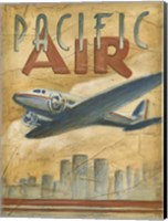 Pacific Air Fine Art Print