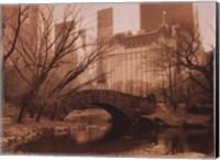 Reflections - Central Park Fine Art Print