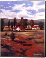 El Pastoral II Fine Art Print