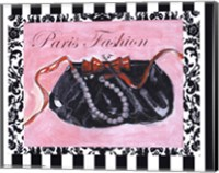 Bling Bling I - Paris Fashion Fine Art Print