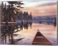 Northern Sunrise Fine Art Print