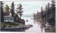 Cottage Country Fine Art Print