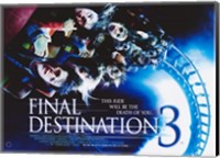Final Destination 3 - style B Fine Art Print