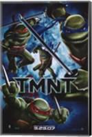 Teenage Mutant Ninja Turtles TMNT 3.23.07 Fine Art Print