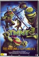 Teenage Mutant Ninja Turtles DVD Fine Art Print