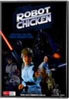 Robot Chicken: Star Wars Fine Art Print