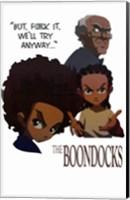 The Boondocks Fine Art Print