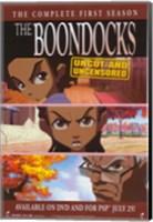 The Boondocks TV Show Fine Art Print