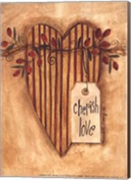 Cherish Love Fine Art Print