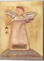 Tranquil Angel Fine Art Print