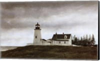 Evening at Pemaquid Fine Art Print