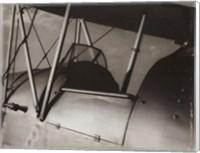 Biplane Detail Fine Art Print