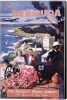 Bermuda by Clipper Fine Art Print
